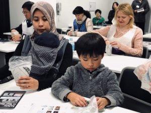 Crafting workshops
